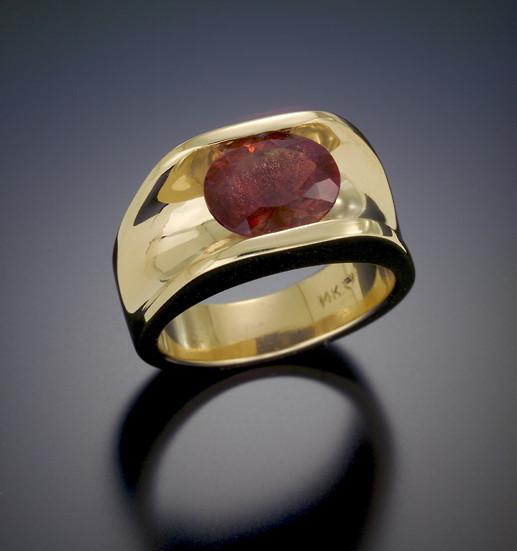 Mens Rings Designer | Men S Ring Designer Showcase Desert Sun Mining Gems